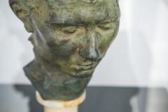 Auguste Rodin, Portraitmaske Rose Beuret, 1888-90, Foto: Fabian Strauch