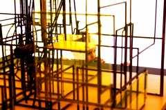 Constant, Mobieles Ladderlabyrint, 1967, © VG Bild-Kunst, Bonn 2021, Foto: Sonja Rothweiler