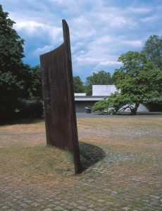 Richard Serra: Weitmar, 1984