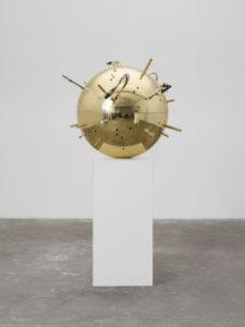 """Das Foto zeigt das Werk """"Resonator Wind"""" von Nevin Aladağ."""